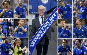 Leicester campeón